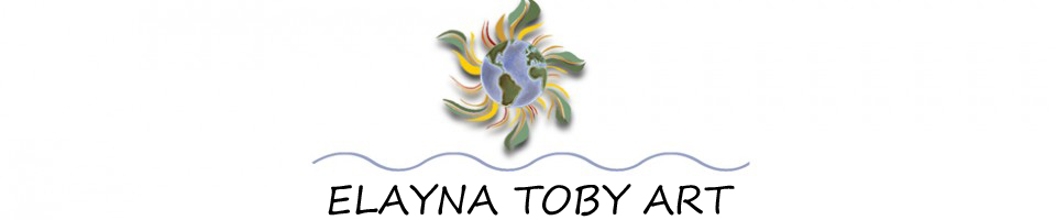Elayna Toby Art kinetic sculpture