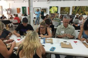 Workshop @ The Box Gallery